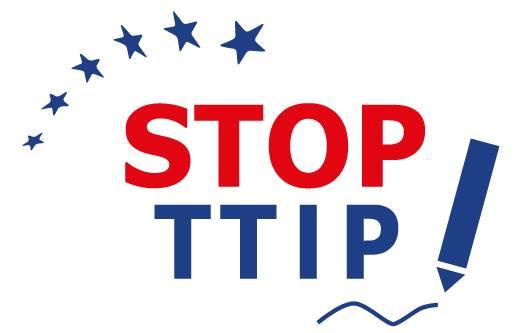 Manifestation contre le TTIP et l'austérité le 19/12/14
