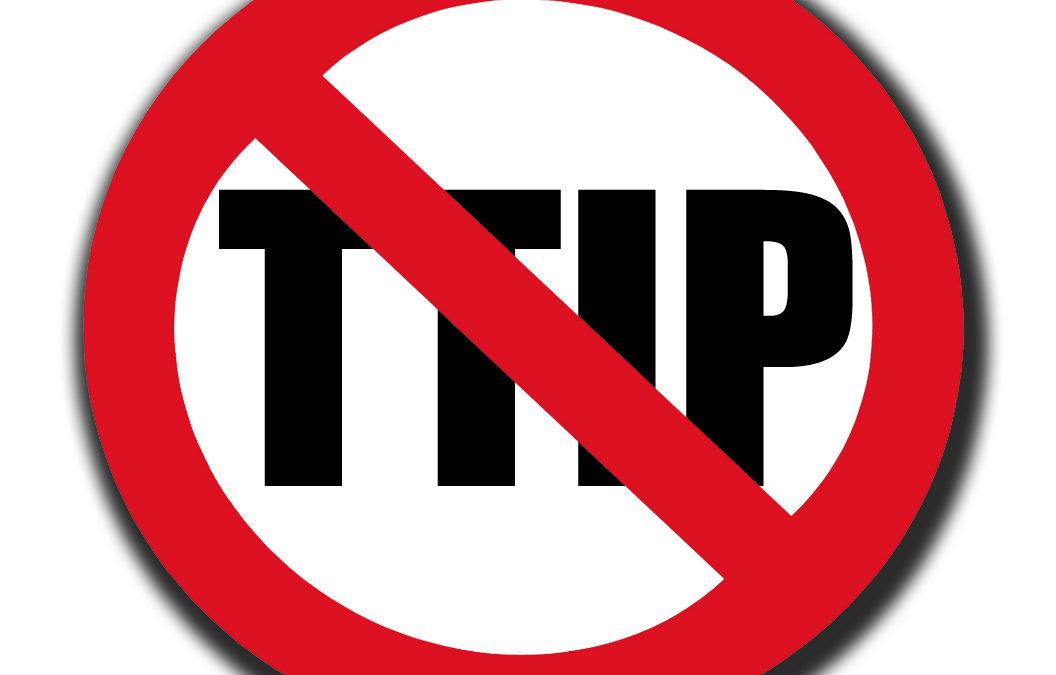Soirée d'informations sur le TTIP (traité transatlantique)