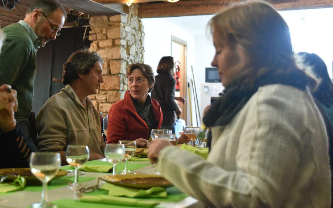 Souper annuel de la locale : Crêpes et Contes