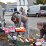 Distribution d'arbustes fruitiers 2017