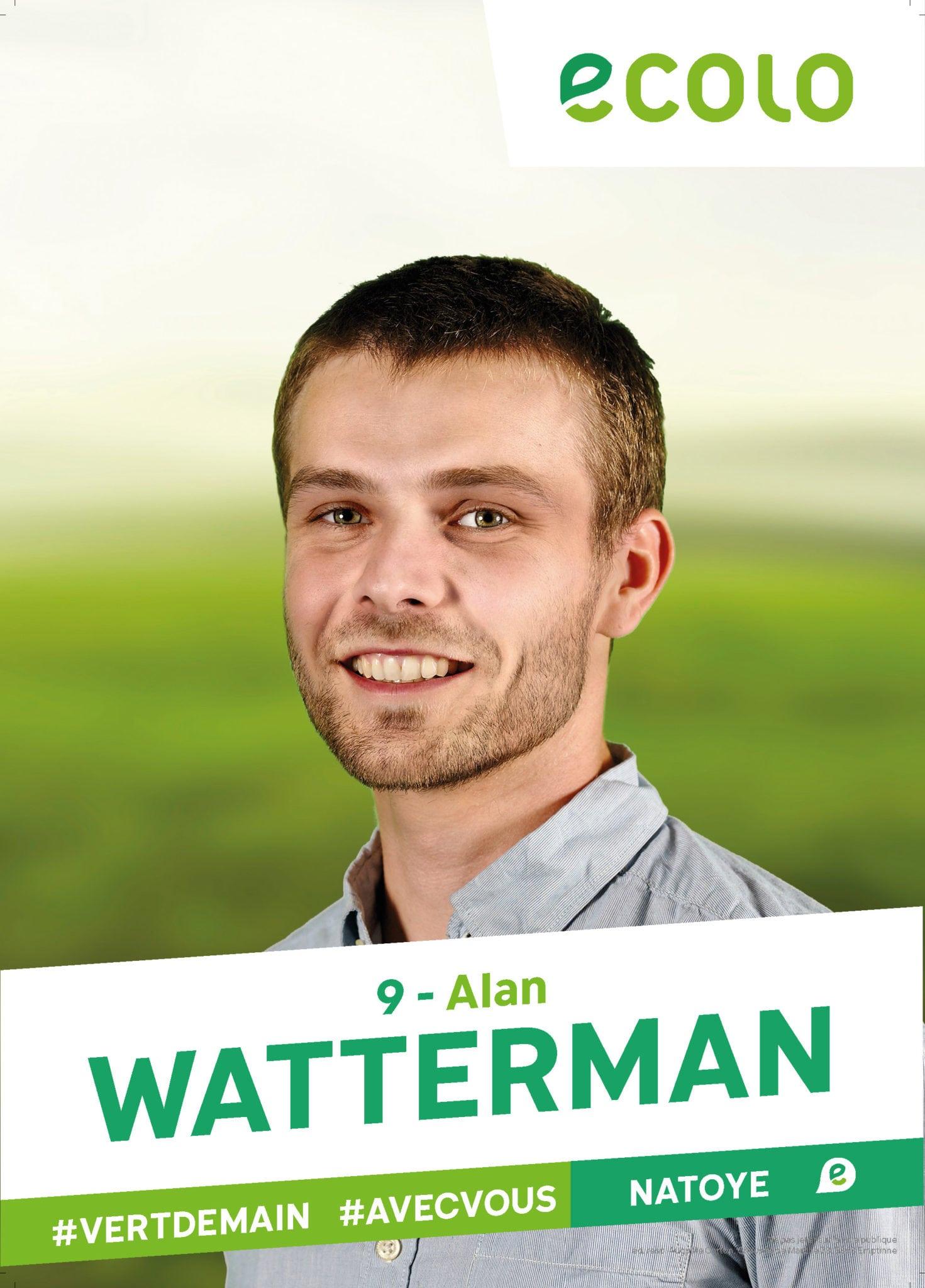 9 - Alan WATTERMAN