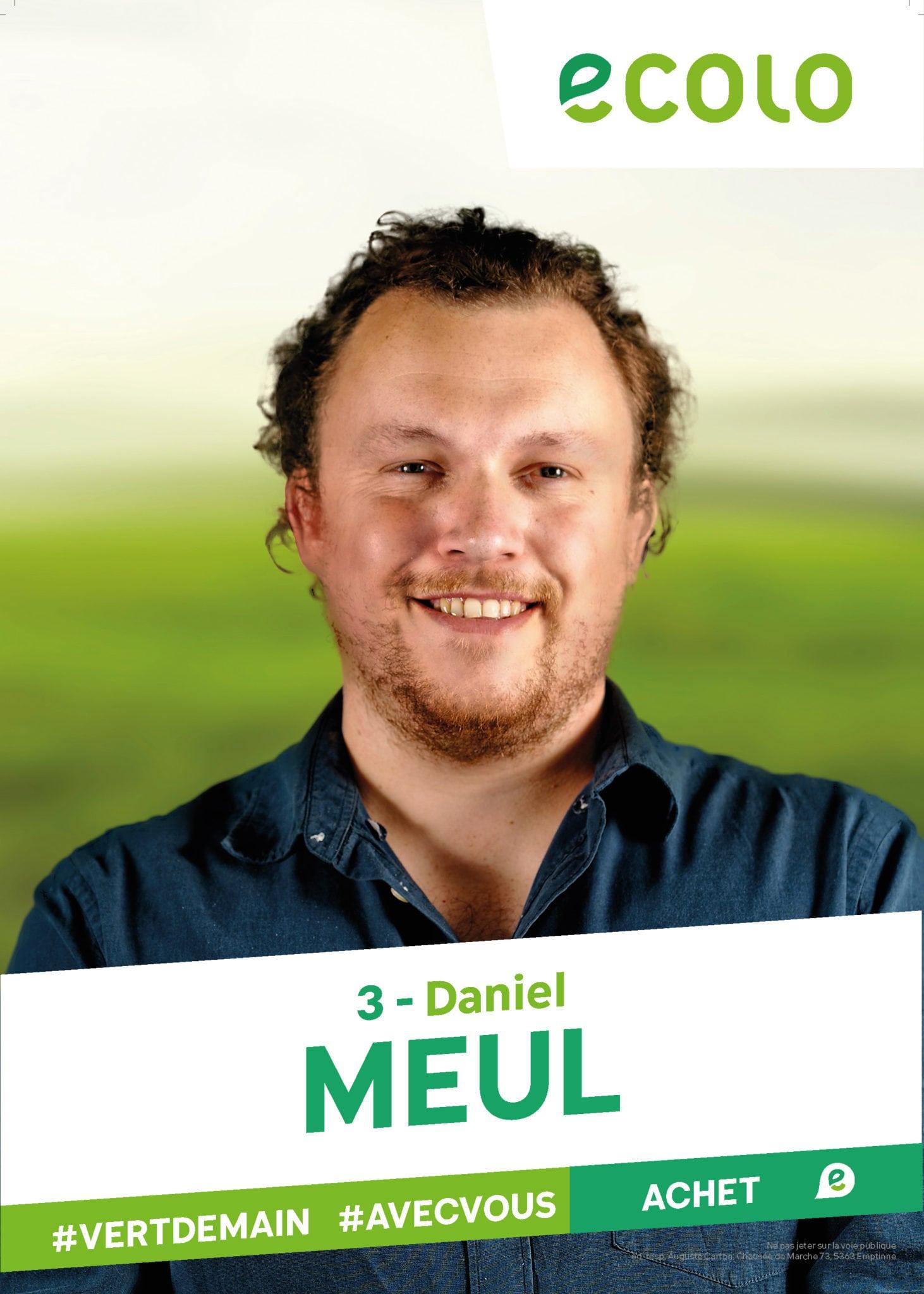 3 - Daniel MEUL