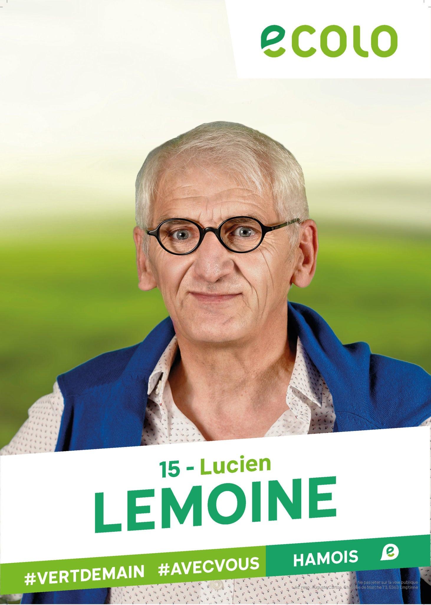 15 - Lucien LEMOINE