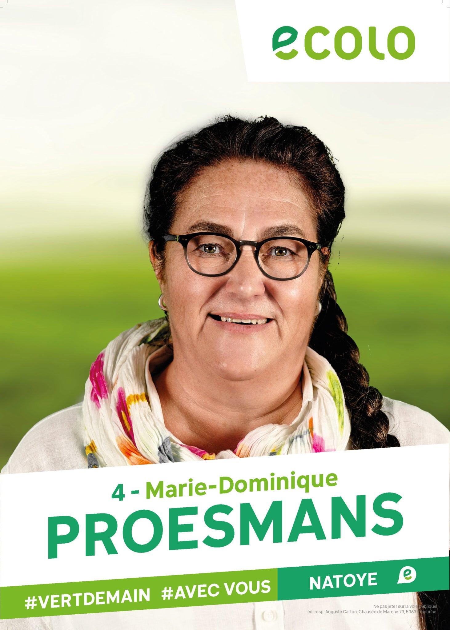4 - Marie-Dominique PROESMANS