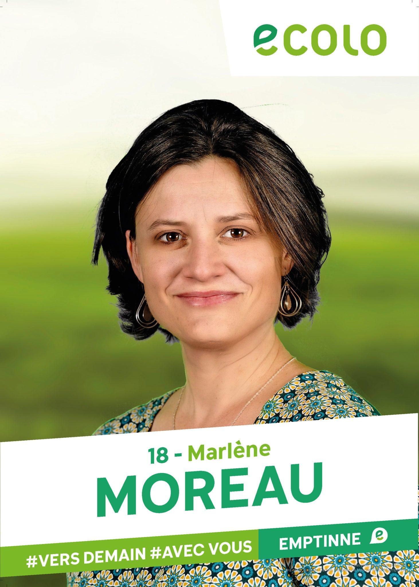 18 - Marlène MOREAU