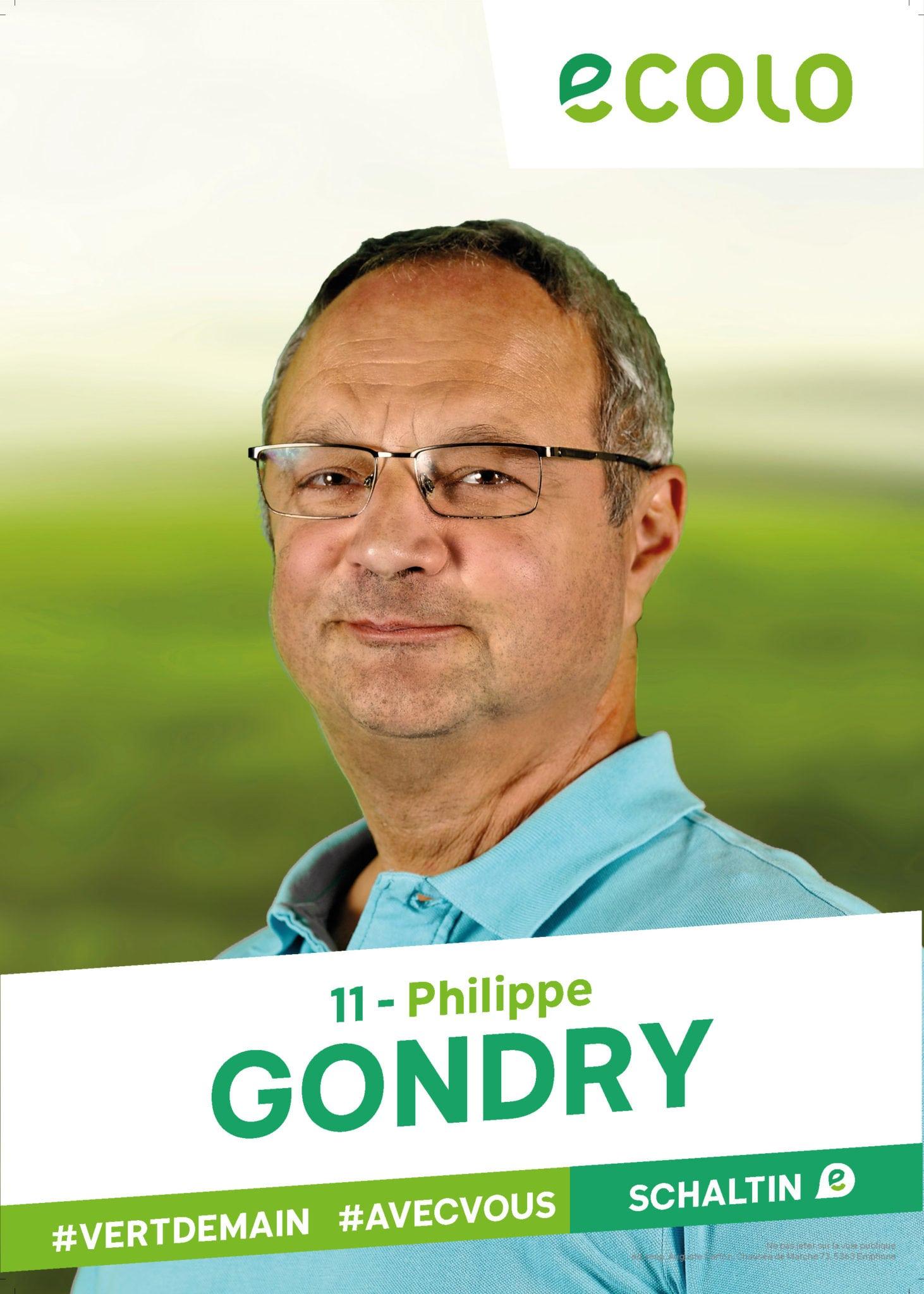 11 - Philippe GONDRY