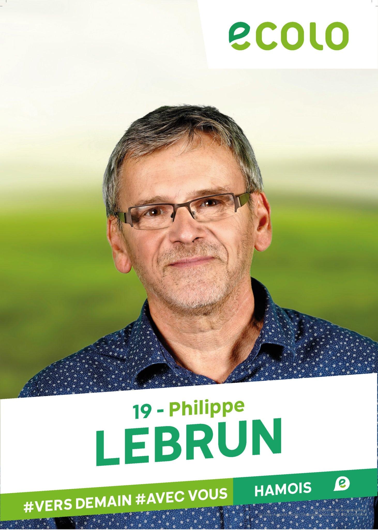 19 - Philippe LEBRUN