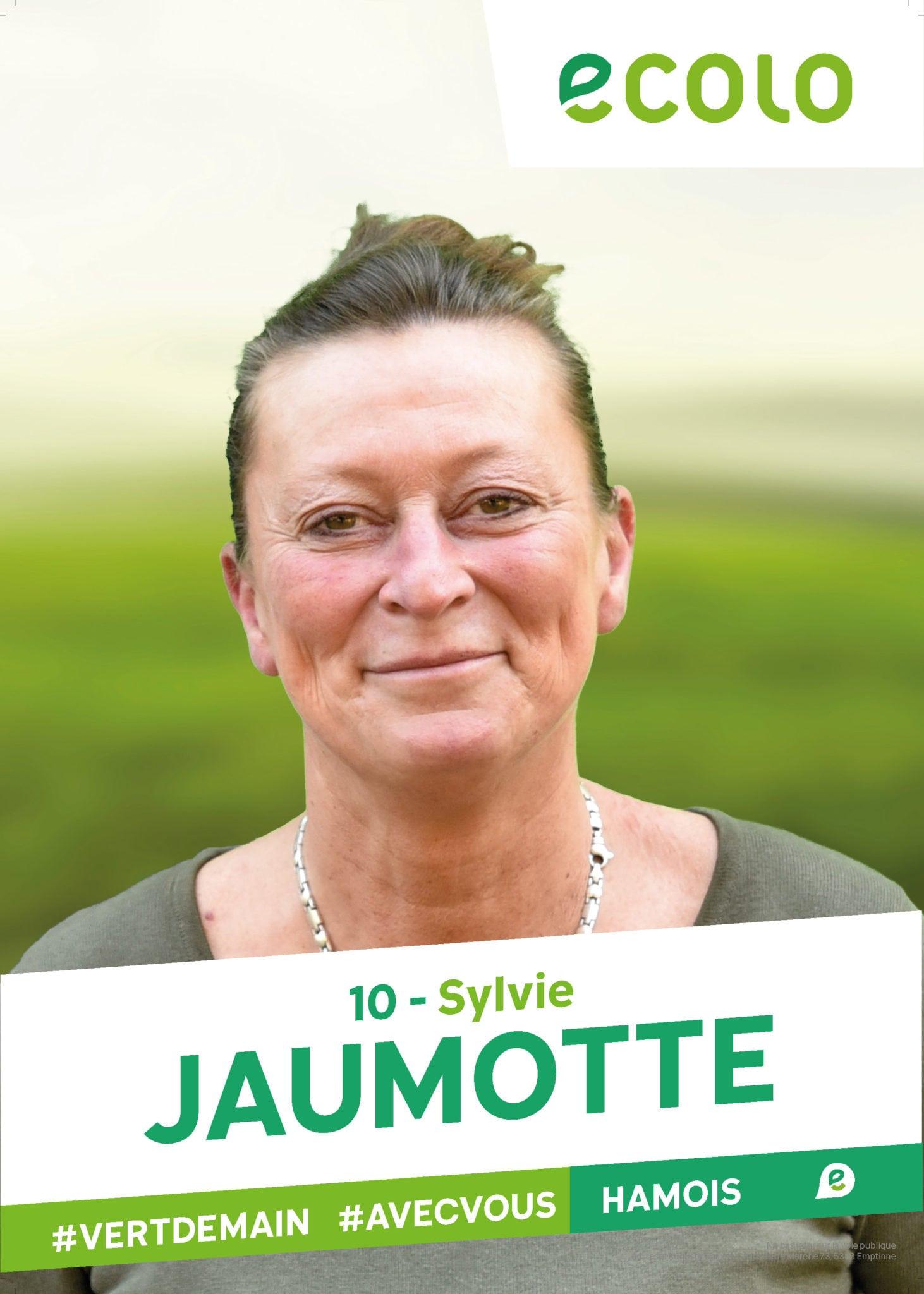 10 - Sylvie JAUMOTTE