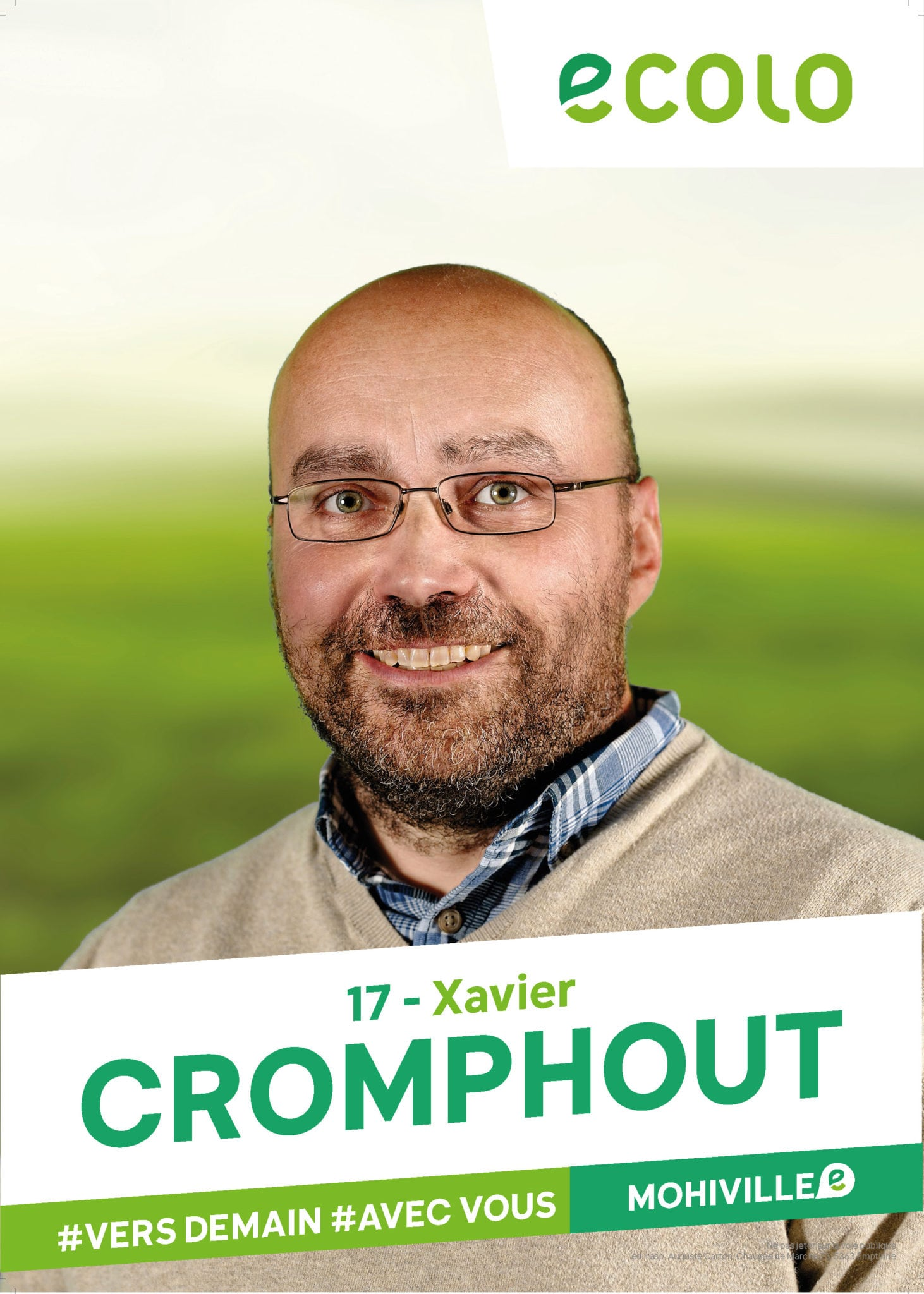 17 - Xavier CROMPHOUT