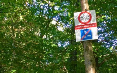 Interdiction d'accès de chemins forestiers : la suite